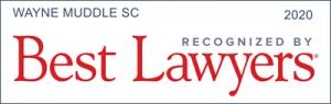 Best Lawyers Arbitration Wayne Muddle2020